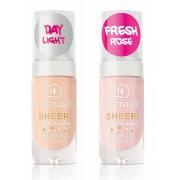 Dermacol Zkrášlující fluid (Sheer Face Illuminator) 15 ml 03 Sun Bronze