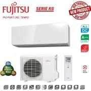 Fujitsu Climatizzatore Condizionatore Fujitsu Inverter Serie Kg Asyg12kgta 12000 Btu R-32 Classe A+++ Con Sensore Di Movimento – New