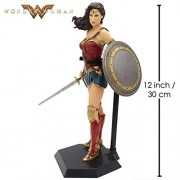 """Exclusive 1:6 Scale """" Wonder Woman """" 30 cm Tall Collectible Statue"""