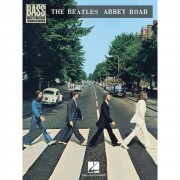 Hal Leonard - The Beatles: Abbey Road Bass Recorded Versions