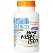 DoctorS Best Best Msm 1500 Mg - 120 Tablets