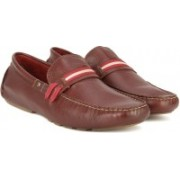 Steve Madden Loafers For Men(Red)