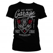 Tee GMG - Fast´n Loud Girly Tee