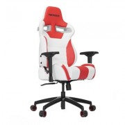 Vertagear S-Line SL4000 Gaming Chair White/Red