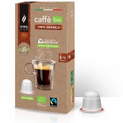 King Cup Caffè bio fairtrade - 100% arabica