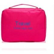 Magnas Waterproof Bag Travel Toiletry Kit(Pink)