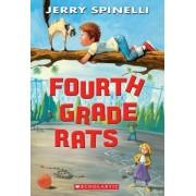 Fourth Grade Rats, Paperback