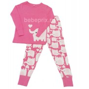 Carters - Costumas Elephant Pink