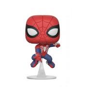 Funko Spider Man Swinging Funko Pop! Vinyl Figure #334