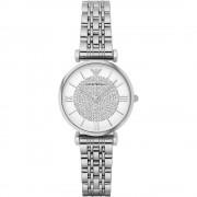 Giorgio Armani Emporio Armani Ladies Watch AR1925 Silver