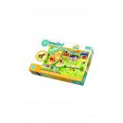 Trefl Puzzle - Gigantic - Wieś 5Y35AI