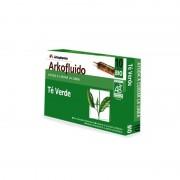Arkopharma Arkofluido Té Verde 10 Ampollas