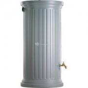 Garantia design regenton column 1000 liter steengrijs