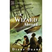 Wizard Abroad, Paperback/Diane Duane