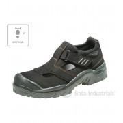 RIMECK ACT 151 W Uni sandále B09B1 černá 40
