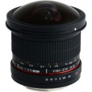 8mm f/3.5 Fish-eye CS II w/hood (Canon)