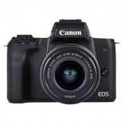 Canon Aparat EOS M50 + Obiektyw 15-45mm + Torba + Karta pamięci