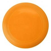 Merkloos Oranje speelgoed frisbee 21 cm
