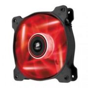 Вентилатор 120mm, Corsair Air Series SP120 LED, 3-pin, 1650rpm, червена подсветка