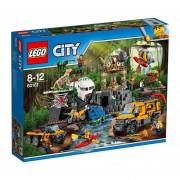 JUNGLA: AREA DE EXPLORACION LEGO 60161