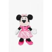 C&A Minnie Mouse-pluchedier, Fuchsiarood, Maat: 1 maat