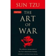 The Art of War: The Definitive Interpretation of Sun Tzu's Classic Book of Strategy, Paperback