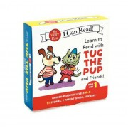 Learn to Read with Tug the Pup and Friends! Box Set 1: Guided Reading Levels A-C, Paperback