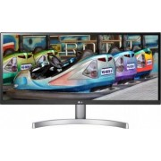 Monitor Gaming LED 29 LG 29WK600-W Full HD IPS HDR 5ms FreeSync 75Hz Boxe