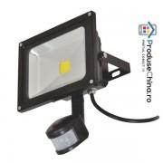 Proiector cu LED COB si senzor de miscare setabil 30 W
