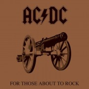 Sony Music AC/DC - For Those About to Rock (We Salute you)