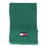 Tommy Hilfiger Big Flag Scarf Midwest Green Accessoires sjaals