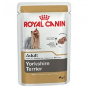 12x85g Breed Yorkshire Terrier Adult Royal Canin Hondenvoer