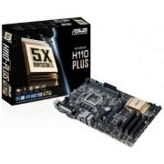 Matična ploča Asus LGA1151 H110-PLUS DDR4/SATA3/GLAN/7.1/USB 3.0