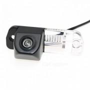 OJADE 140 grados CCD impermeable camara de vision trasera del coche w / vision nocturna para volvo XC60 / S40 / 80 420 lineas de TV NTSC / PAL
