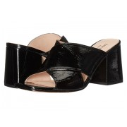 Kate Spade New York Venus Black Crinkle Patent