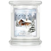 Kringle Candle Cozy Cabin 14.5oz 2 Wick 411 g