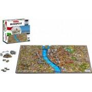 BUDAPEST Puzzle 4D Cityscape