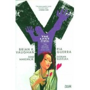 Y The Last Man Deluxe Edition Book Four by Brian K. Vaughan