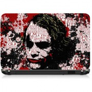 VI Collections Text Edit Joker Printed Vinyl Laptop Decal 15.5