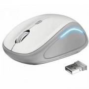 Мишка TRUST Yvi FX Wireless Mouse - white, 22335