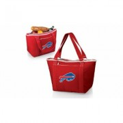 Picnic Time Oniva NFL Topanga Cooler Tote Beige Buffalo Bills - Red/White