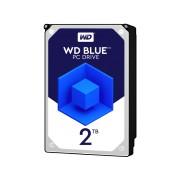 WESTERN DIGITAL Interne harde schijf Blue 2 TB (WD20EZRZ)