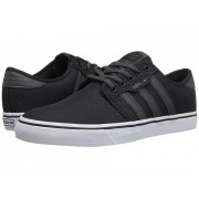 adidas Skateboarding Seeley BlackDark Grey Heather Solid GreyWhite