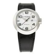 【66%OFF】ラウンドウォッチ デイト表示 取替ベルト付 ケース:ホワイト ベルト:ブラック、ホワイト、ピンク ファッション > 腕時計~~メンズ 腕時計
