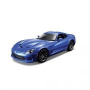 2013 Dodge SRT Viper GTS Blue 1/24 by Maisto 31271