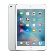 Apple iPad Mini 4 7.9'', 128GB, 2048 x 1536 Pixeles, iOS 9, WiFi + Cellular, Bluetooth 4.2, Plata (Junio 2016)