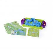 Joc de echilibru Labirint cu bile Miniland, 11 piese, 6 carduri