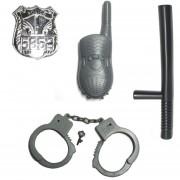 Juguetes De Policía 360DSC - Negro
