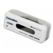 Camelion BC-0803 USB töltős NiMH / NiCd akkutöltő szett