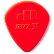 Dunlop Jazz II rot (24Stck) Púa